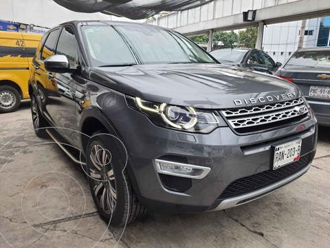 Land Rover Discovery Sport HSE Luxury usado (2019) color Gris precio $799,000