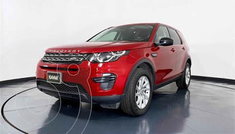Land Rover Discovery Sport Pure usado (2016) color Rojo precio $442,999