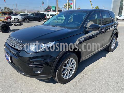 Land Rover Discovery Sport Pure usado (2017) color Negro precio $399,000