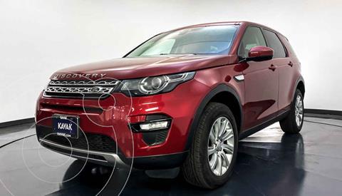 Land Rover Discovery HSE usado (2016) color Rojo precio $464,999
