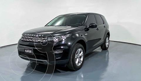 Land Rover Discovery SE usado (2017) color Negro precio $447,999