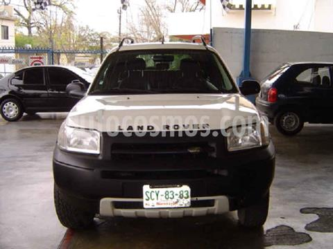 foto Land Rover Freelander 2.0L Base usado (2003) color Blanco precio $90,000