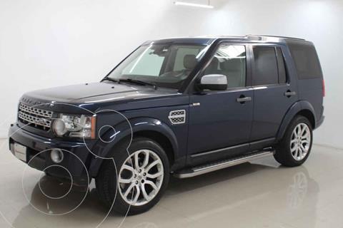 Land Rover LR4 HSE usado (2012) color Azul precio $325,000