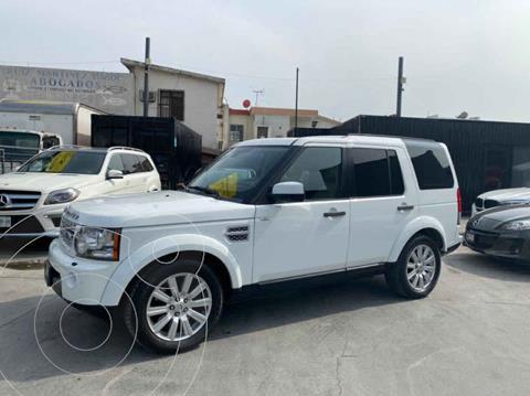 Land Rover LR4 HSE usado (2012) color Blanco precio $329,800
