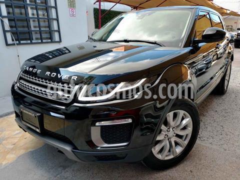 foto Land Rover Range Rover Evoque Coupé Dynamic usado (2016) color Negro precio $549,000