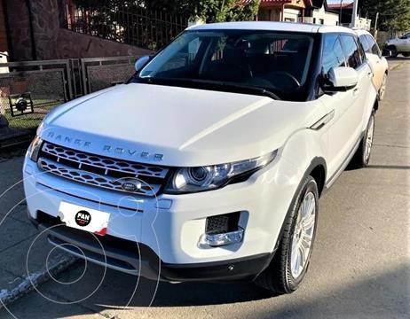 Land Rover Range Rover Evoque 2.0T Nafta 4WD Prestige AT6 (240cv) 5P usado (2014) color Blanco precio u$s41.000
