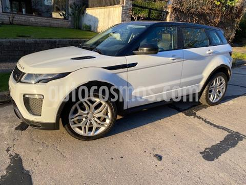 Land Rover Range Rover Evoque 5P 2.0 Prestige 2016/17 usado (2017) color Blanco Fuji precio u$s75.000