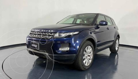 Land Rover Range Rover Evoque Version usado (2015) color Azul precio $464,999