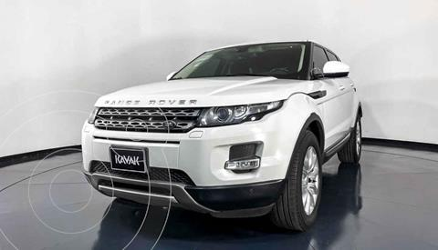 Land Rover Range Rover Evoque Version usado (2015) color Blanco precio $464,999