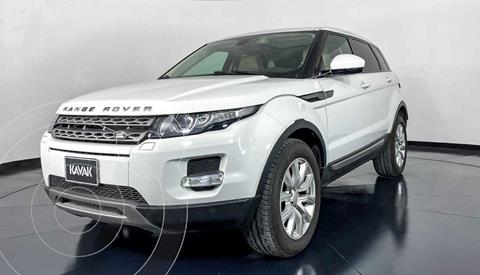 Land Rover Range Rover Evoque Version usado (2014) color Blanco precio $469,999