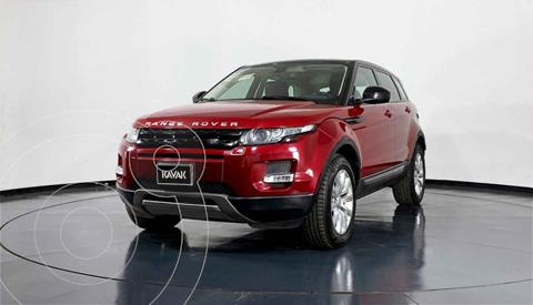 Land Rover Range Rover Evoque Version usado (2015) color Rojo precio $439,999