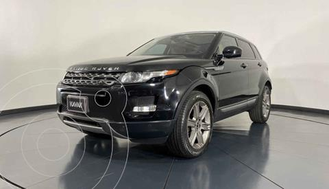 Land Rover Range Rover Evoque Pure usado (2013) color Cafe precio $354,999