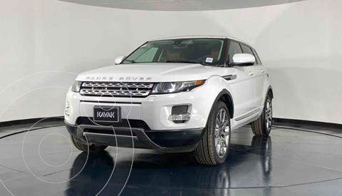 Land Rover Range Rover Evoque Prestige usado (2012) color Cafe precio $404,999