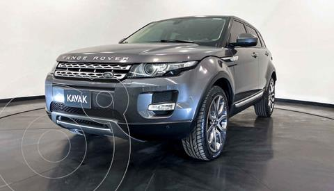 Land Rover Range Rover Evoque Version usado (2015) color Gris precio $564,999