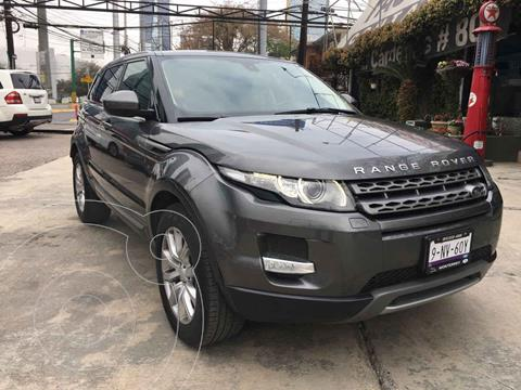 Land Rover Range Rover Evoque Version usado (2015) color Gris precio $455,000