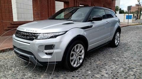 Land Rover Range Rover Evoque Dynamic usado (2015) color Plata precio $490,000