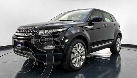 Land Rover Range Rover Evoque Version usado (2015) color Negro precio $562,999