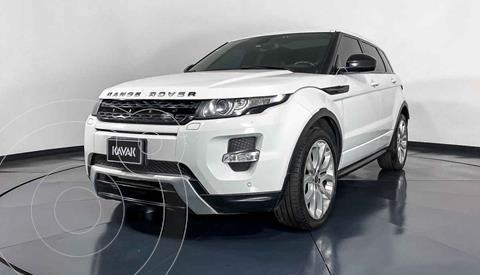 Land Rover Range Rover Evoque Version usado (2014) color Blanco precio $469,999