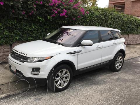 Land Rover Range Rover Evoque Pure usado (2013) color Blanco precio $336,000