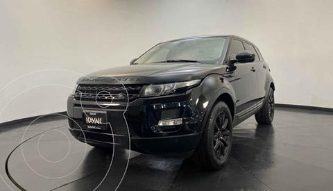 Land Rover Range Rover Evoque Version usado (2015) color Negro precio $447,999