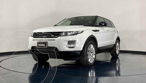 Land Rover Range Rover Evoque Pure usado (2014) color Blanco precio $417,999