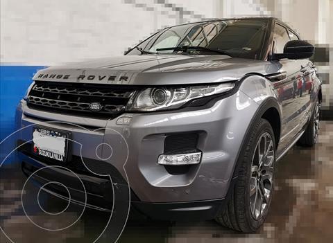 Land Rover Range Rover Evoque Pure usado (2015) color Gris precio $420,000