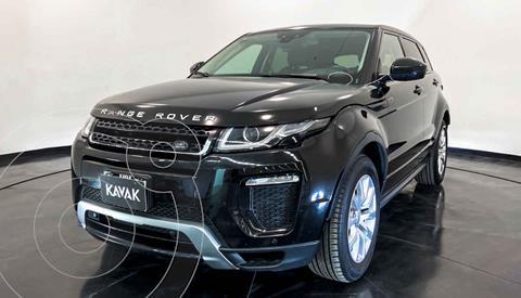Land Rover Range Rover Evoque Dynamic usado (2016) color Negro precio $544,999