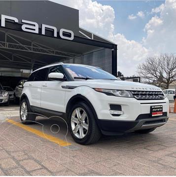 Land Rover Range Rover Evoque Pure Plus usado (2013) color Blanco Fuji precio $369,000
