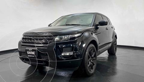 Land Rover Range Rover Evoque Version usado (2015) color Negro precio $452,999