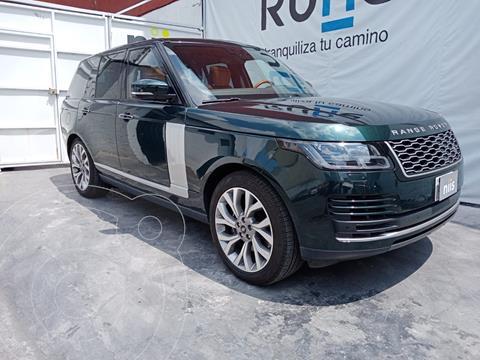 Land Rover Range Rover Evoque R-Dynamic S P250 usado (2020) color Verde Medusa precio $3,900,000
