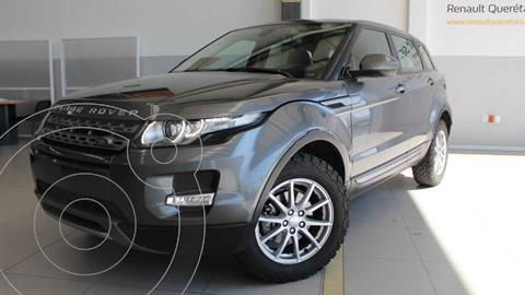 Land Rover Range Rover Evoque Pure usado (2015) color Gris precio $405,000