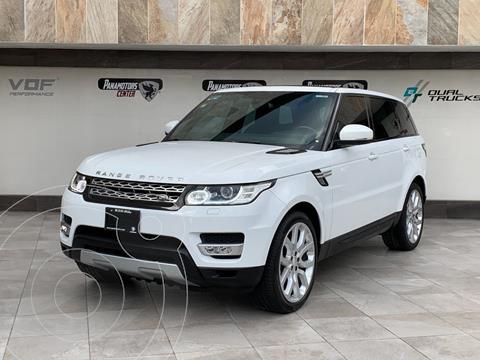 Land Rover Range Rover Sport HSE 3.0 usado (2015) color Blanco precio $795,000
