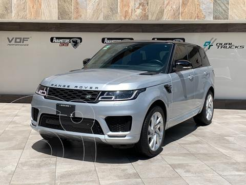 Land Rover Range Rover Sport HSE 5.0 Dynamic usado (2020) color Plata Dorado precio $1,765,000