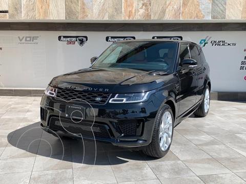Land Rover Range Rover Sport HSE 5.0 Dynamic usado (2021) color Negro precio $2,267,456