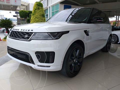 Land Rover Range Rover Sport HSE 3.0 usado (2019) color Blanco precio $1,185,000