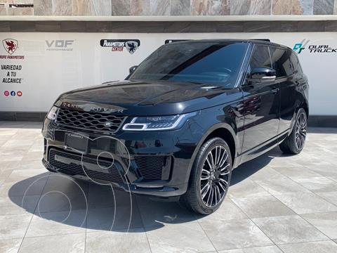Land Rover Range Rover Sport HSE 3.0 Dynamic usado (2021) color Negro precio $1,785,000