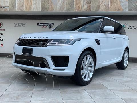 Land Rover Range Rover Sport HSE 3.0 Dynamic usado (2021) color Blanco precio $2,034,419