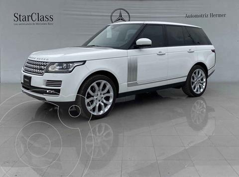 Land Rover Range Rover Sport Vogue SE usado (2015) color Blanco precio $1,169,900