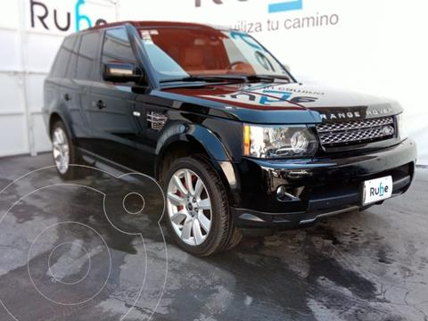 Land Rover Range Rover Sport Supercharged usado (2013) color Negro precio $465,000