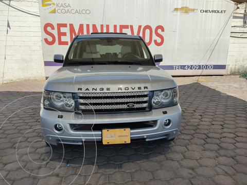 Land Rover Range Rover Sport HSE 5.0 usado (2008) color Plata Dorado precio $245,000