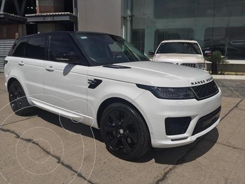Land Rover Range Rover Sport HSE usado (2019) color Blanco precio $1,200,000