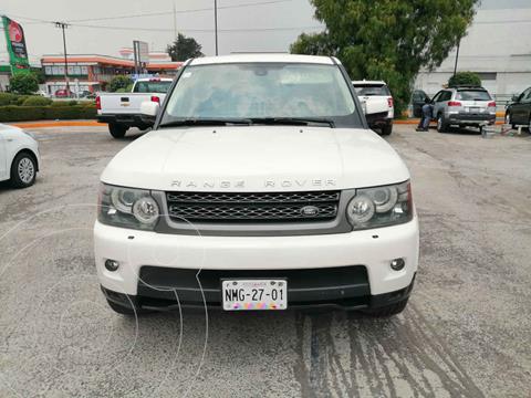 Land Rover Range Rover Sport HSE usado (2010) color Blanco precio u$s230,000
