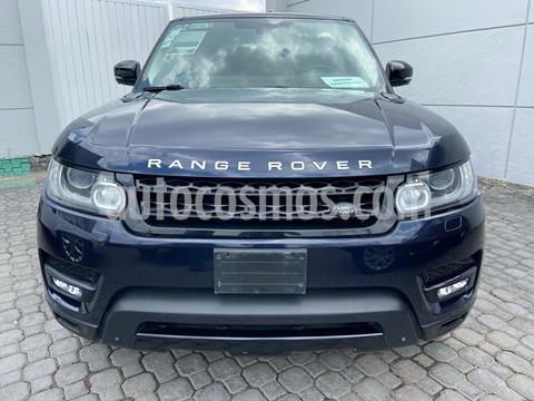 foto Land Rover Range Rover Sport HSE 5.0 usado (2014) color Azul Marino precio $665,000