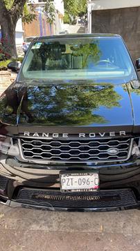 Land Rover Range Rover Sport HSE 5.0 Dynamic usado (2019) color Negro Santorini precio $1,350,000