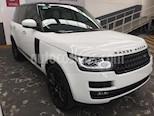 Foto venta Auto usado Land Rover Range Rover 5p Vogue SE V8/5.0/T Aut (2015) color Blanco precio $1,649,000
