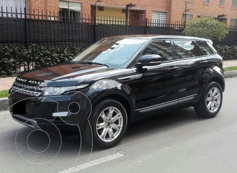 Land Rover Range Rover Hse usado (2012) color Negro precio $12.000.000