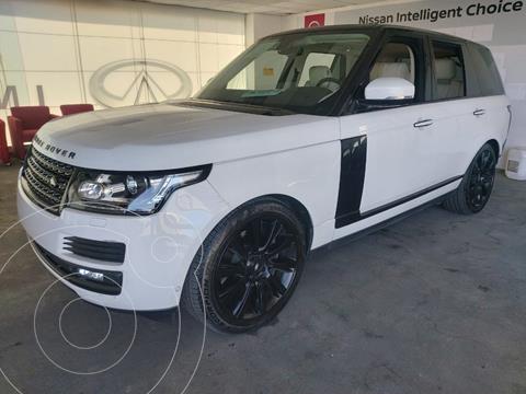 Land Rover Range Rover Vogue SE usado (2015) color Blanco precio $1,200,000