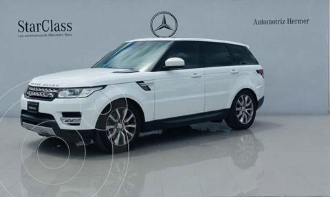 Land Rover Range Rover Supercharger usado (2014) color Blanco precio $669,900