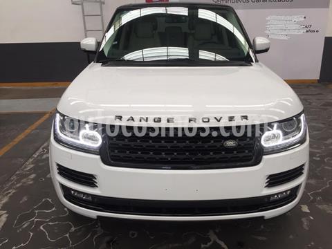 Land Rover Range Rover Vogue SE usado (2015) color Blanco precio $1,279,000