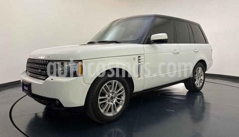 Land Rover Range Rover HSE P360 MHEV usado (2012) color Blanco precio $459,999